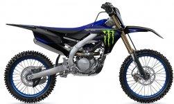 Yamaha YZ250F Monster Energy Yamaha Racing Edition 2021