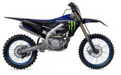 Yamaha YZ450F Monster Energy Yamaha Racing Edition